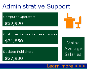link to job titles in Office and Administrative Support Occupations
